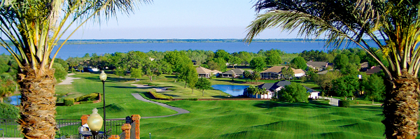 Harbor Hills Country Club Lake Griffin View