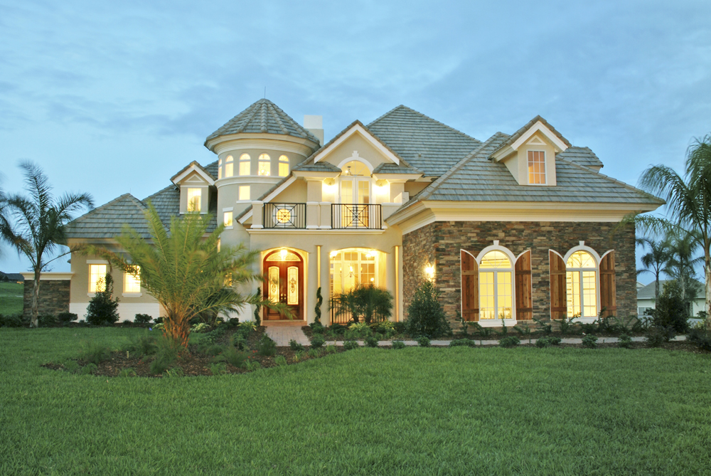 Luxury home builders in ocala fl homemade ftempo for Designer homes of central florida