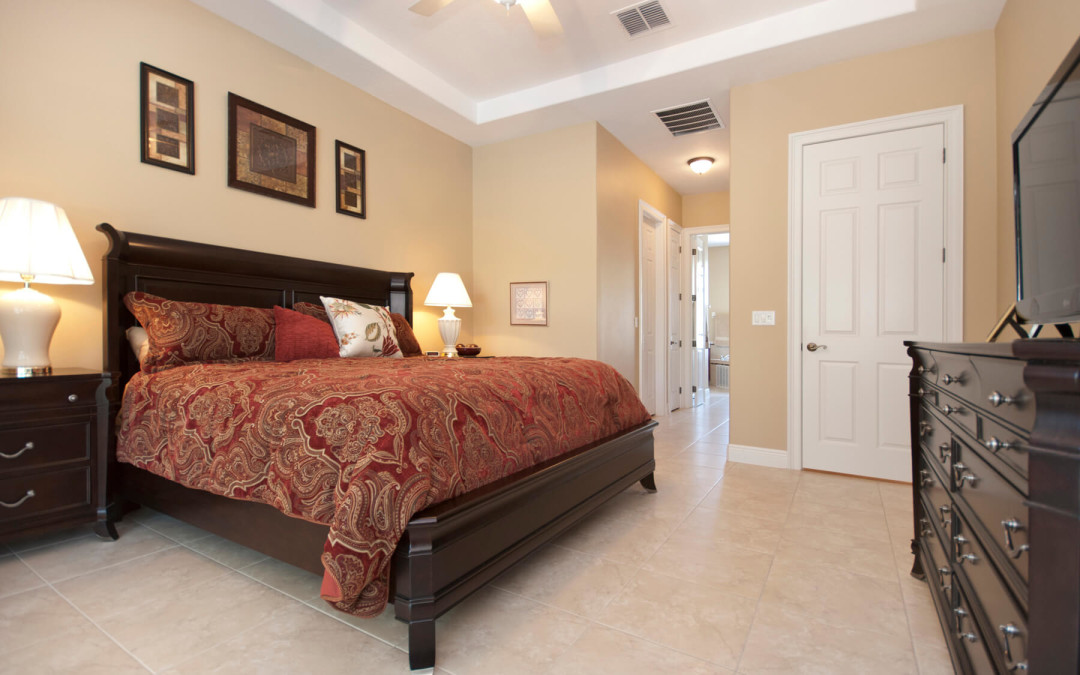 Harbor Hills Toscano_Bedroom