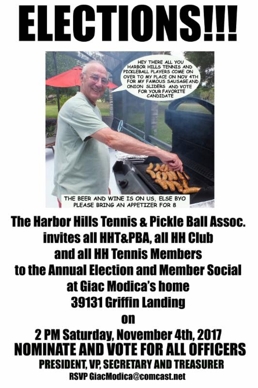 HH Tennis and Pickleball Assoc