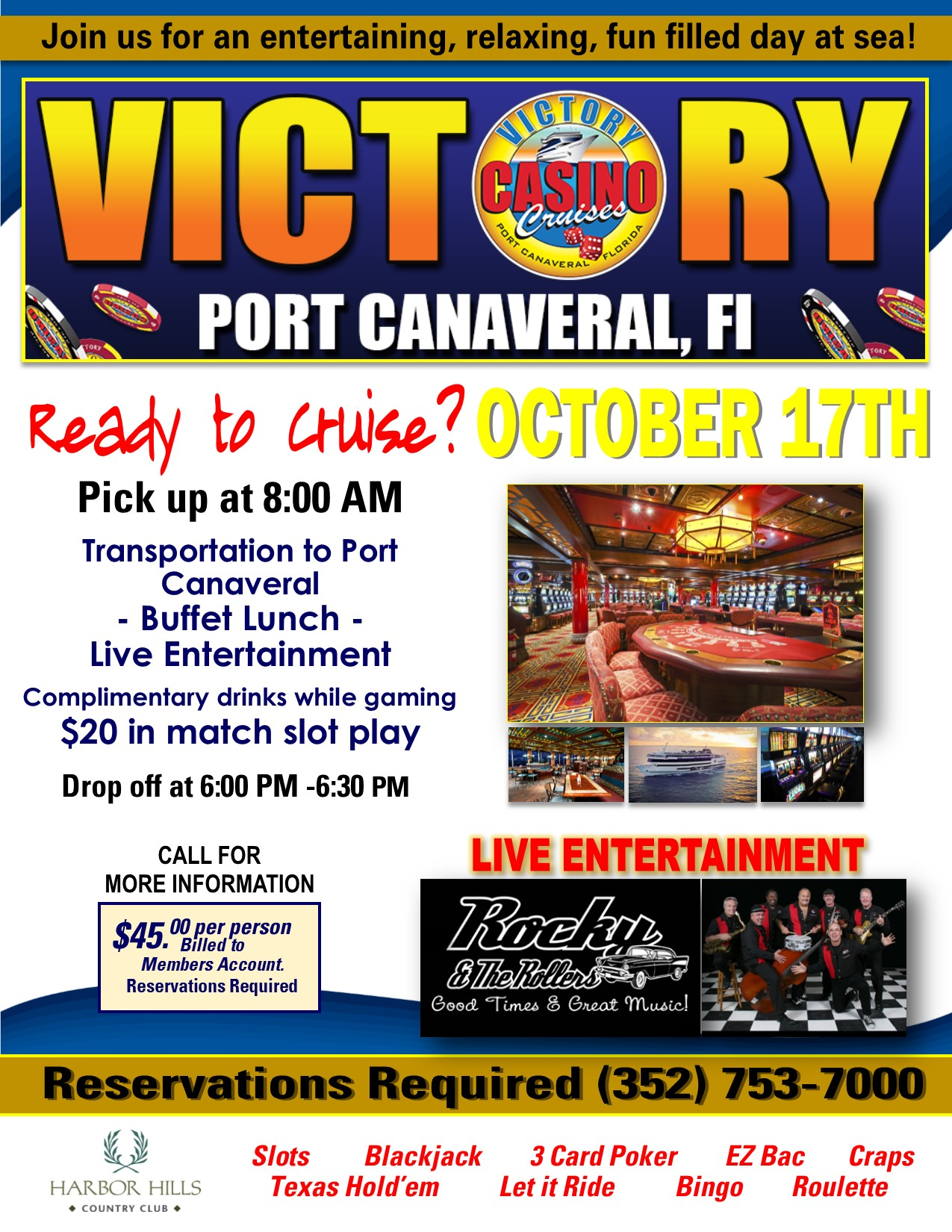 victory save date