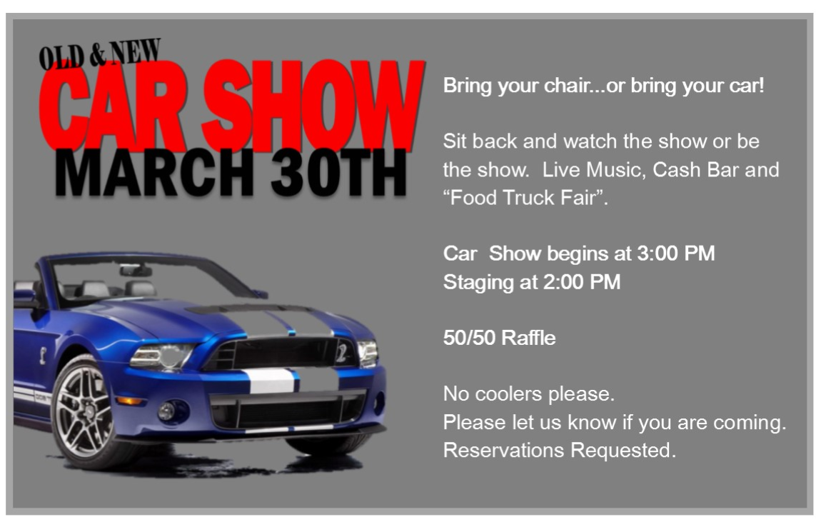 Old & New Car Show at Harbor Hills | Harbor Hills Country Club