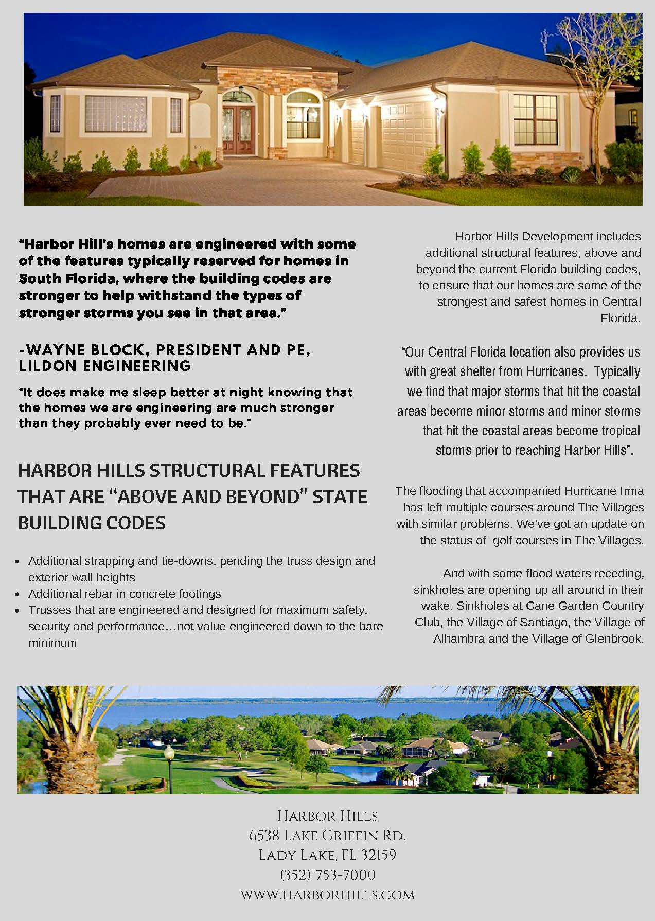 custom home builder Archives | Harbor Hills Country Club