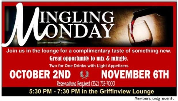 Mingling Monday 1
