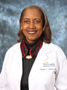 Dr. Claudia Thomas
